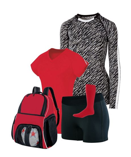 Ladies Spike Volleyball Uniform Package 2