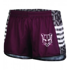 Stock Track Uniform Shorts