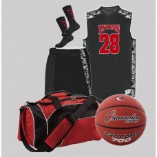 Basketball Uniform Packages