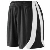 Girls Stock Volleyball Shorts