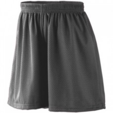 Girls Stock Soccer Shorts