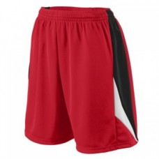 Girls Stock Basketball Shorts