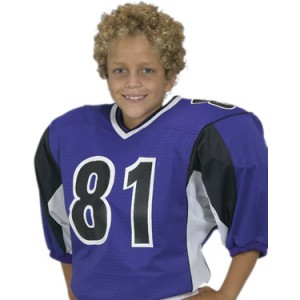 Stock Football Uniforms