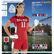 Stock Girls Lacrosse	Uniforms