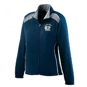 Ladies Athletic Team Warm Up Jackets