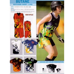 Elite Sublimated Baseball Uniforms