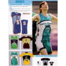 Elite Sublimated Volleyball Uniforms