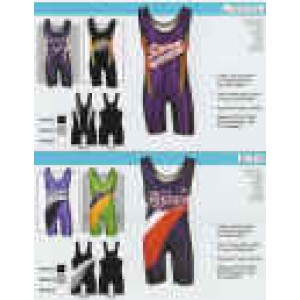 Elite Sublimated Wrestling Singlets