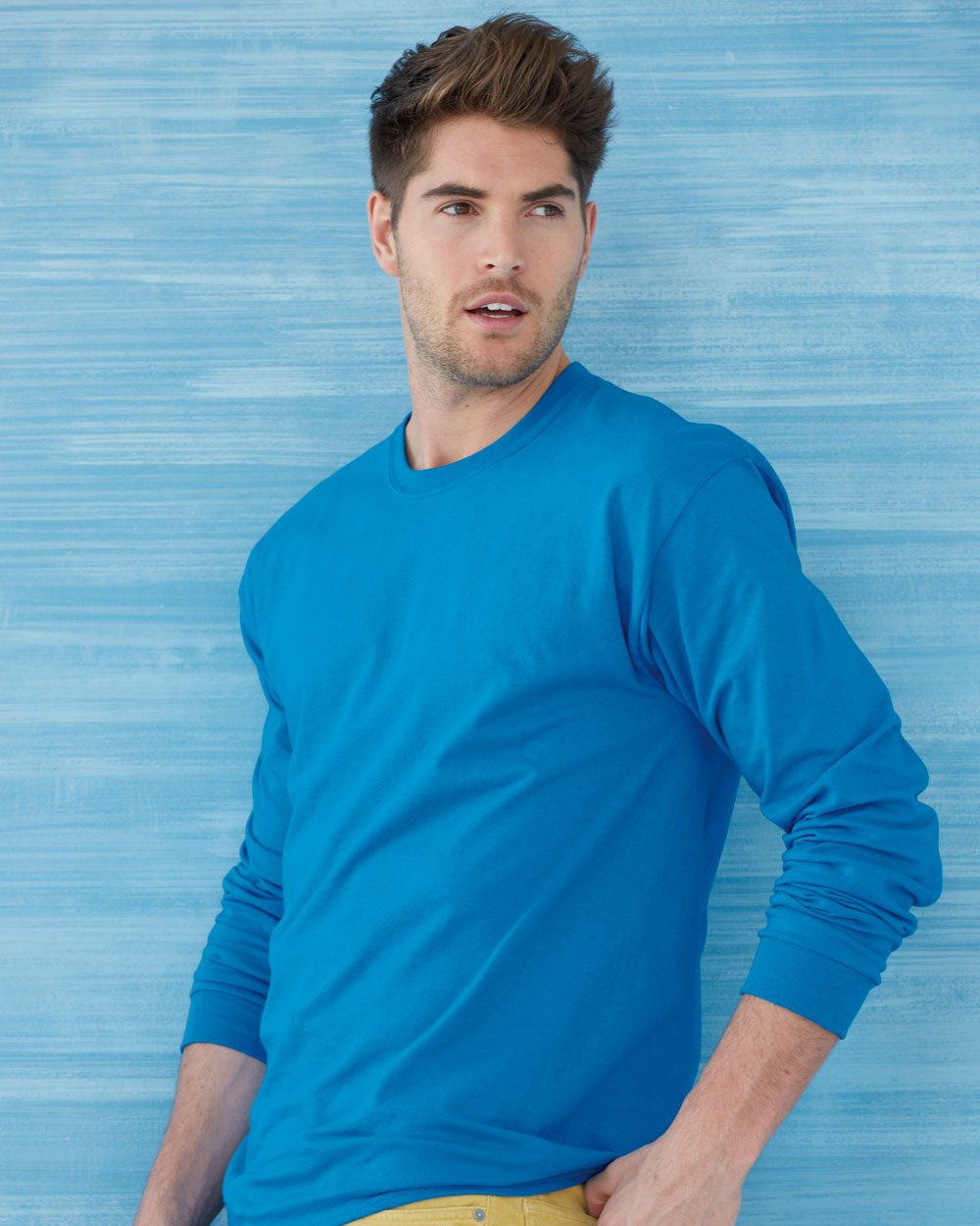 f3ae1bbd Gildan - Ultra Cotton™ Long Sleeve T-Shirt - 2400