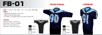 Elite Football FB-01