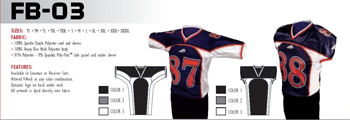Elite Football FB-03