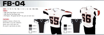 Elite Football FB-04