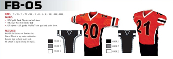 Elite Football FB-05