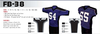 Elite Football FB-38