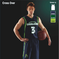 Prosphere Basketball - Cross Over