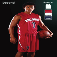 Prosphere Basketball - Legend