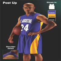 Prosphere Basketball - Post Up