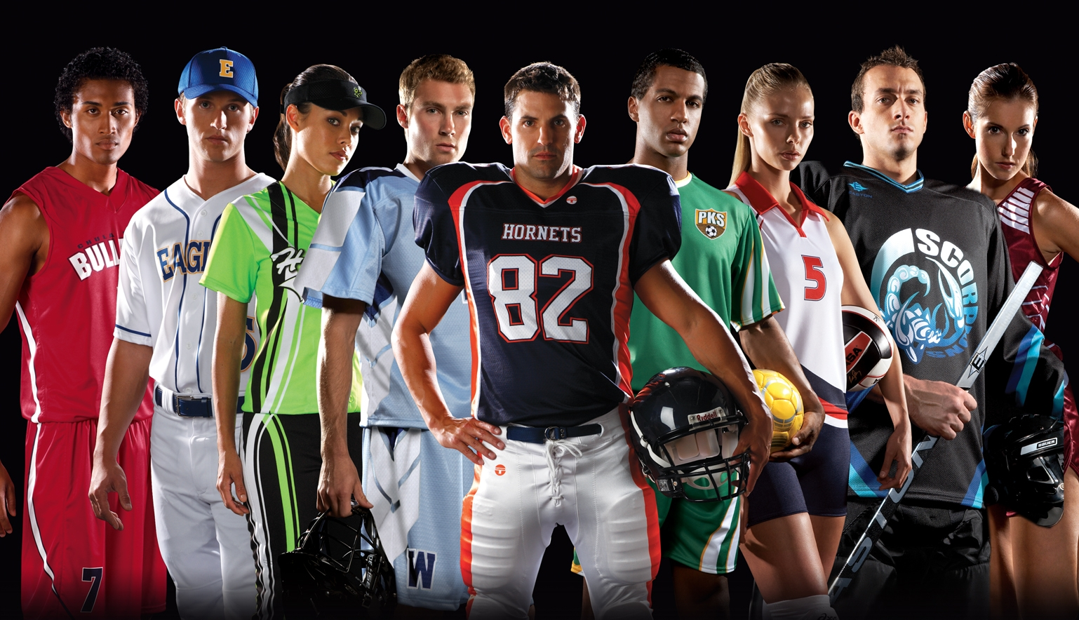 sports team sportswear uniforms teams sport athlete athletes apparel schools