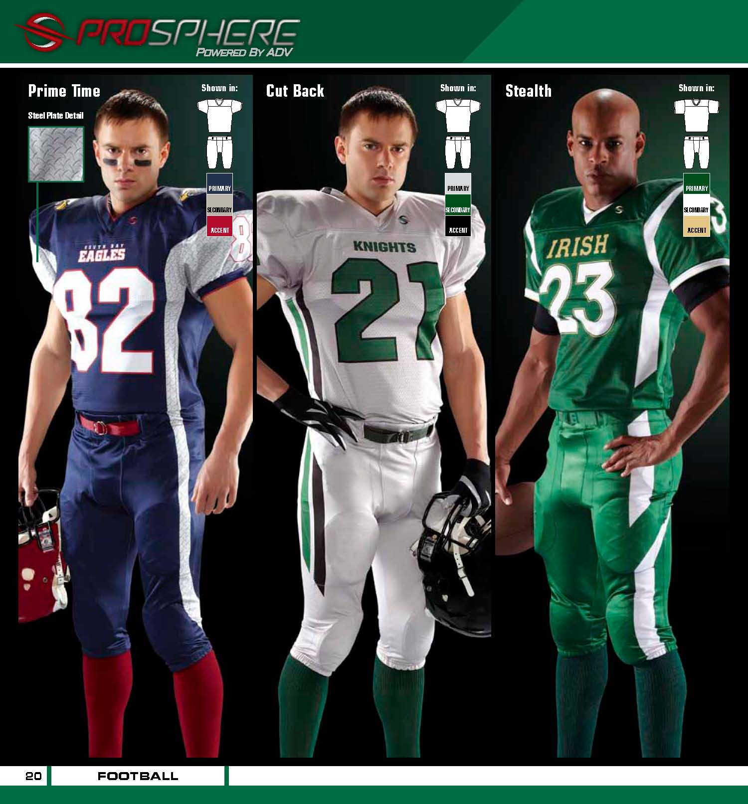 4e4641e40ab Get Custom Football Jerseys For Your Team- Let Your Passion Show. Posted on  September 21, 2015 September 14, 2015 AuthorKelly · custom uniforms