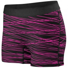 Ladies Stock Volleyball Shorts